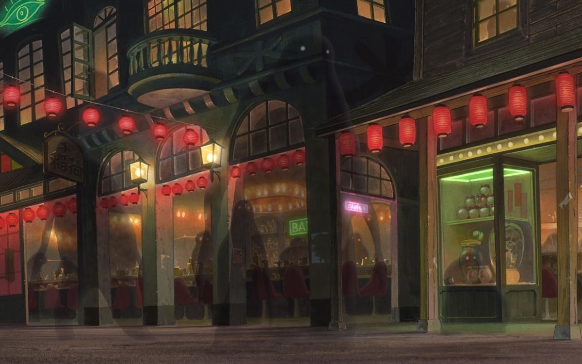 La vera Citta Incantata di Miyazaki
