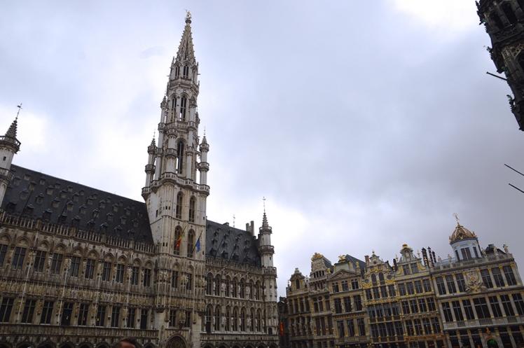 Hotel de Ville Bruxelles