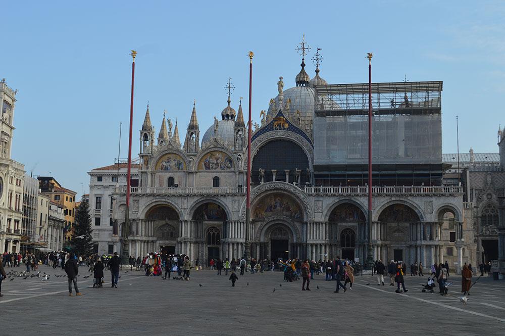 San Marco ristrutturazione