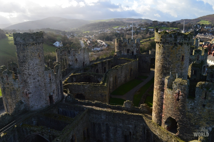 Conwy Castle 3