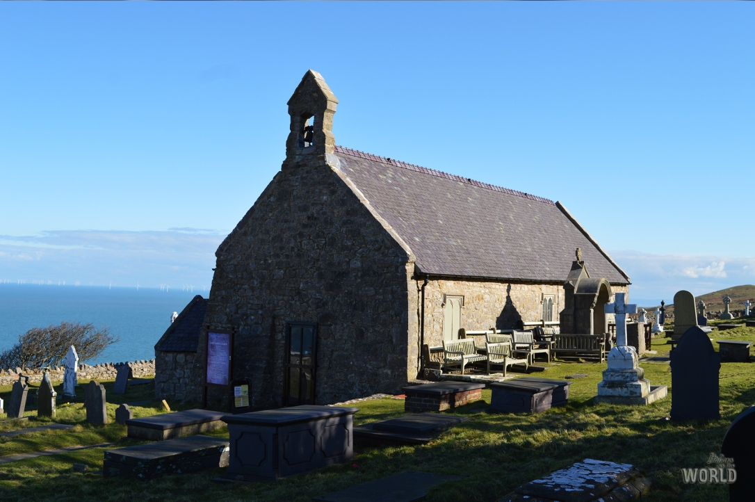 St Tudno Church Great Orme