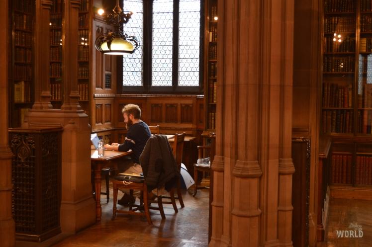 John Rylands Library zona studio