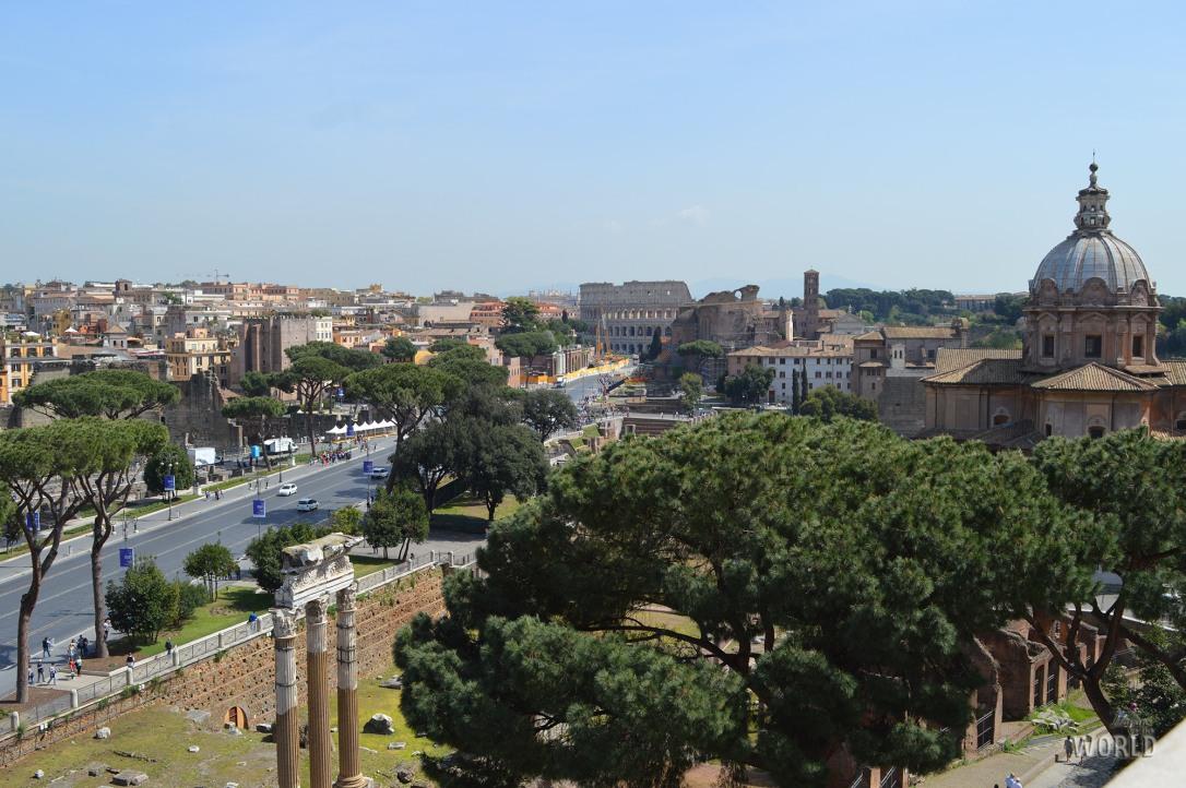 Roma Terrazza Vittoriale