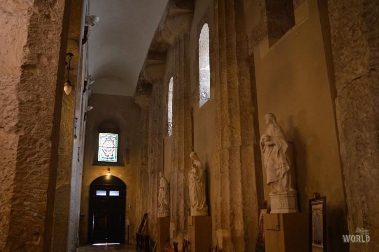 Duomo di Siracusa Colonne