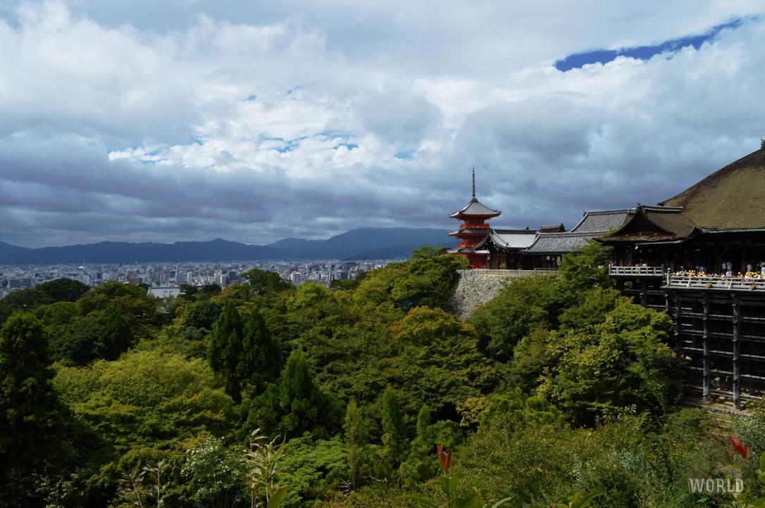 kyomizudera-view