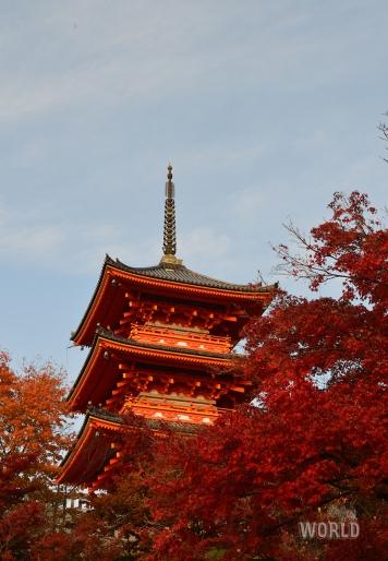 kyomizudera-autumn