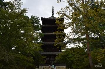 ninnaji-pagoda