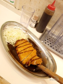 Tonkatsu Curry Rice di Go!Go!Curry!