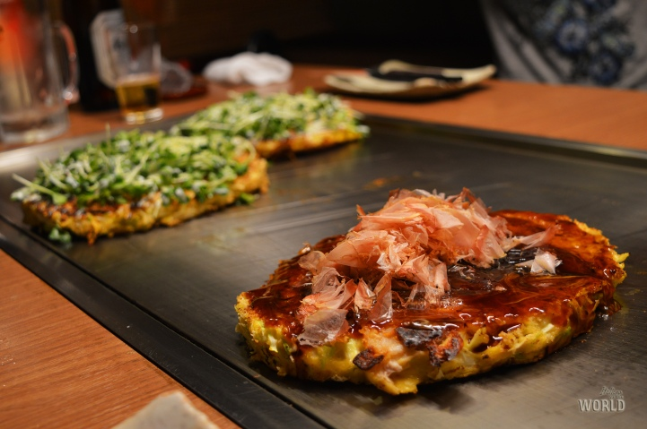 Okonomiyaki classico