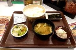 Set da colazione tradizionale di Sakiya
