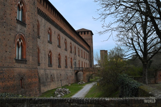 Pavia Castello Visconteo 2