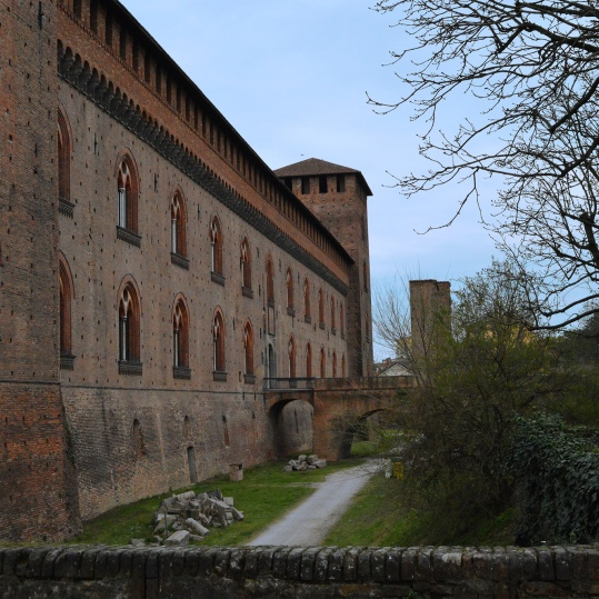 Pavia Castello Visconteo 2
