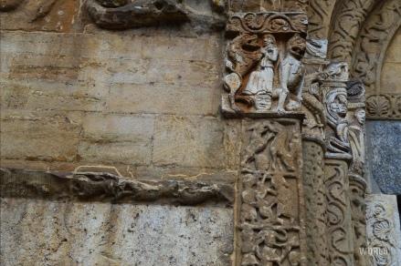 Pavia San Michele Dettagli