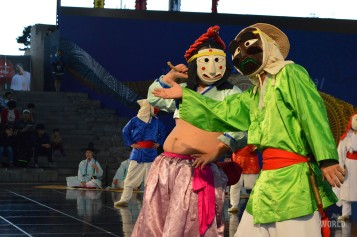 Andong Mask Performance