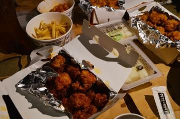 pollo fritto corea