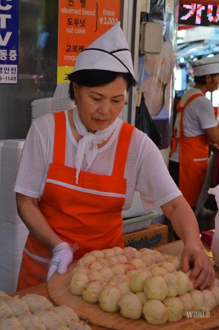 Al Hyojason Wang Mandu i ravioli sono sempre freschissimi!
