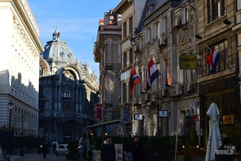 Bucarest Città Vecchia