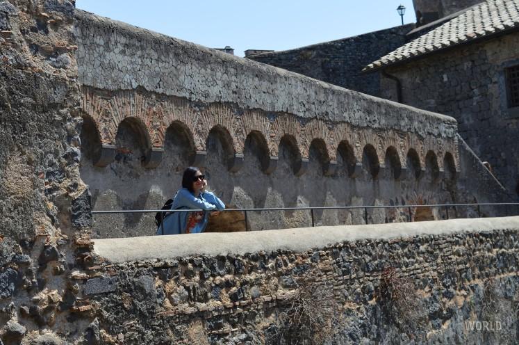 Bracciano castello 2