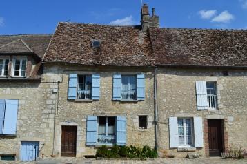 provins casa medievale pietra