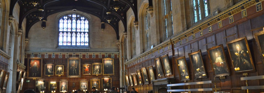 Hogwarts In Real Life Il Christ Church College Di Oxford Italians Vs The World