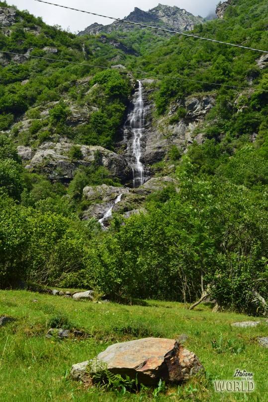 Meravigliose cascate
